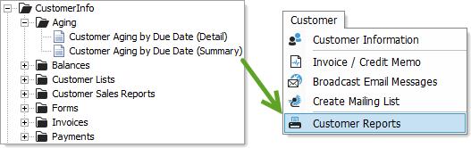 Customer-Reports