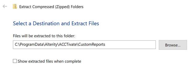 ExtractReports