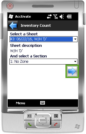 Mobile-Select-Count-Sheet