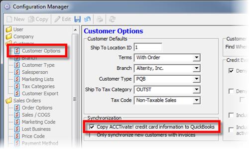 CustomerOptionsCreditCardSync