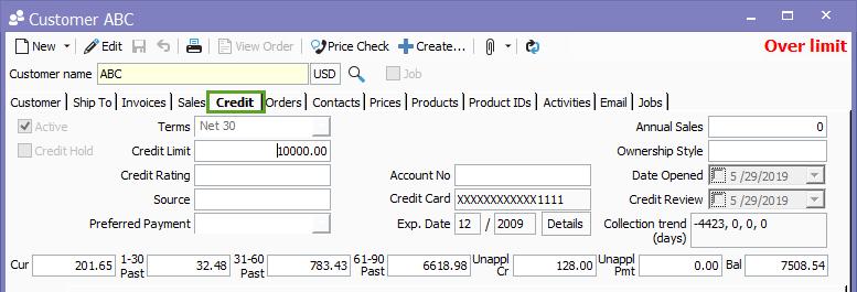 customer-credit-tab